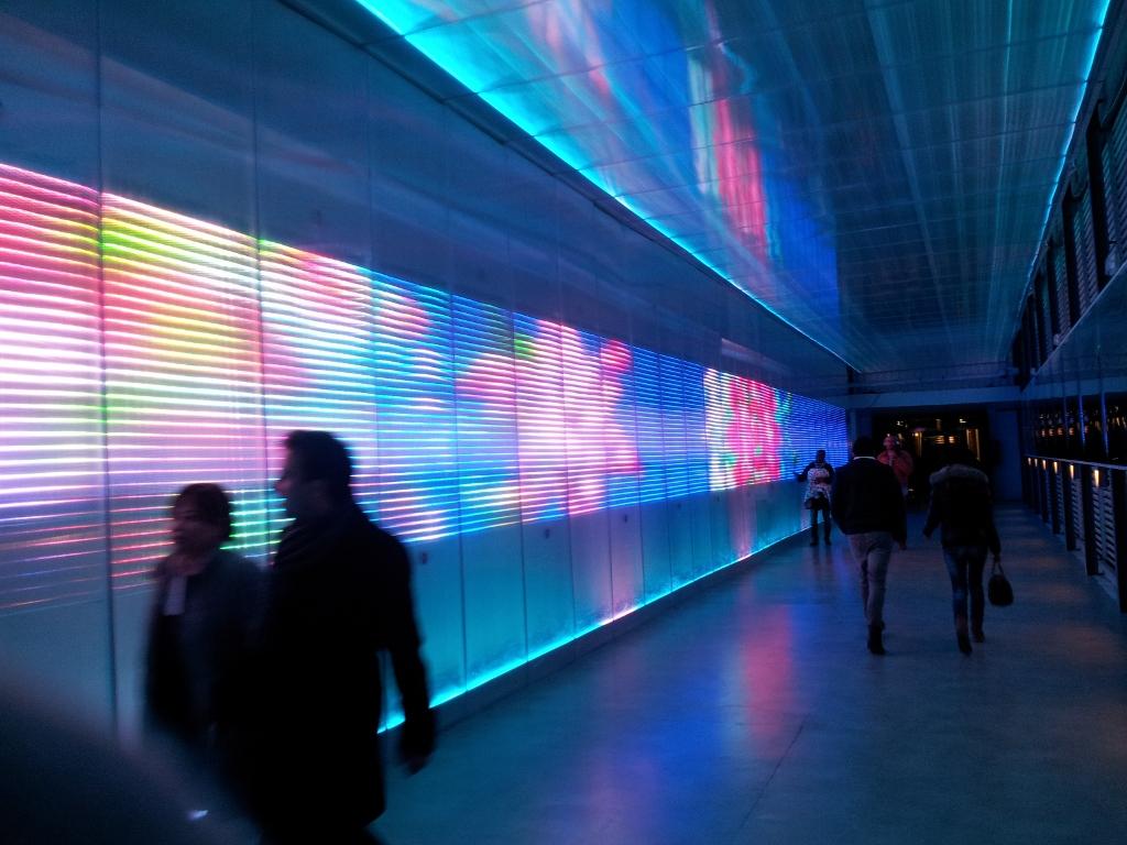 La traversée des pixels 2012