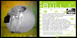 Bull : tour été/automne 2009